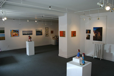 The Leyton Gallery of Fine Art